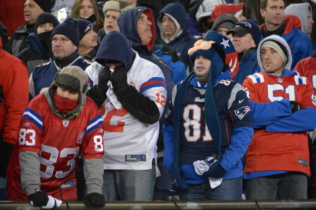 New England Patriots Tickets Up 31.1% Since Last Season