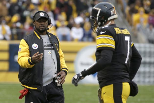Steelers Still Land in Top Half of PFT Preseason PowerRankings
