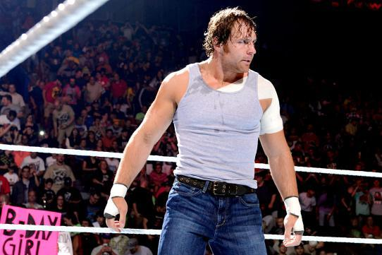 Dean Ambrose Is the Best Babyface Character in WWE