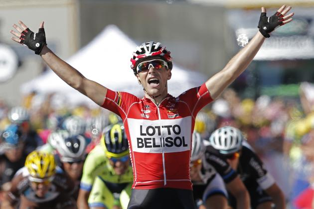 Tour de France 2014: Stage 11 Winner, Results and Updated Leaderboard Standings