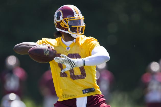 What to Expect: RG III, Passing Offense