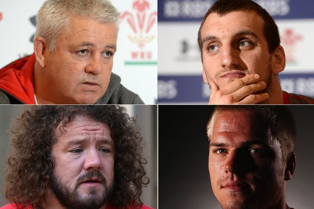 Warburton, Others Caught in Welsh Civil War Crossfire