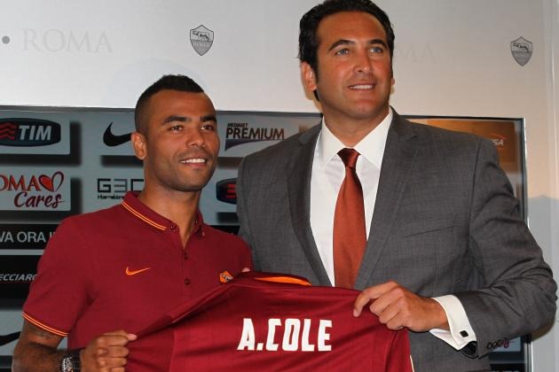 Will Ashley Cole Be a Success at AS Roma?