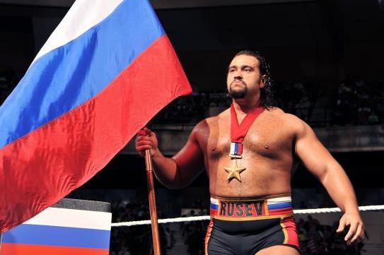 Rusev vs. Jack Swagger Results: Winner and Post-Match Reaction