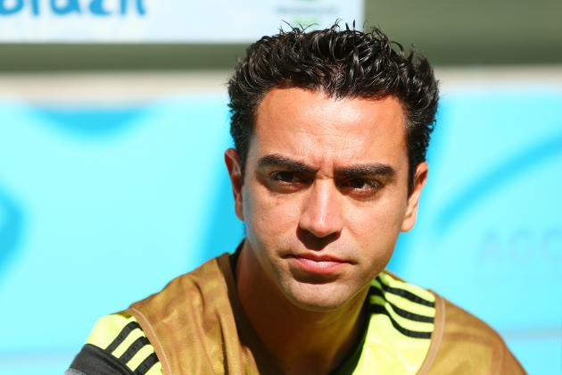 Barcelona Yet to Make a Decision on the Future of Xavi