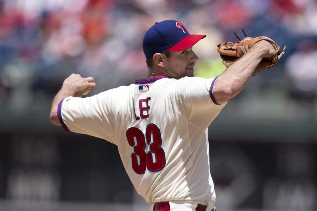 Fantasy Baseball News: Phils' Lee to start Monday