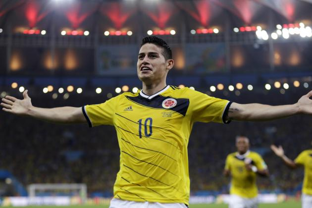Why Signing James Rodriguez Would Signal a New Dawn at Manchester United