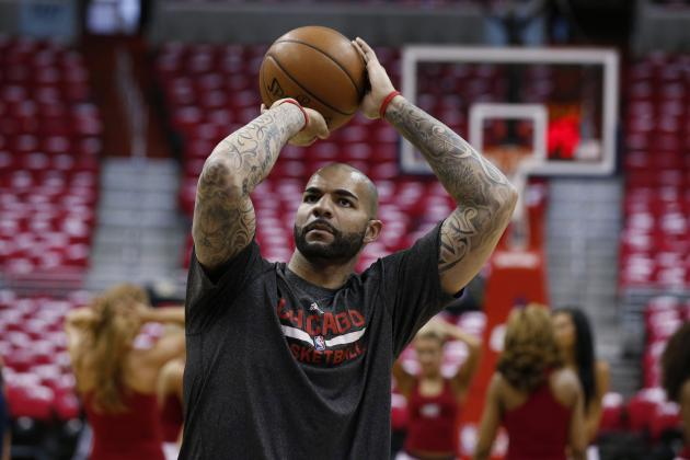 NBA Rumors: Latest on Carlos Boozer, Trades and Free-Agent News