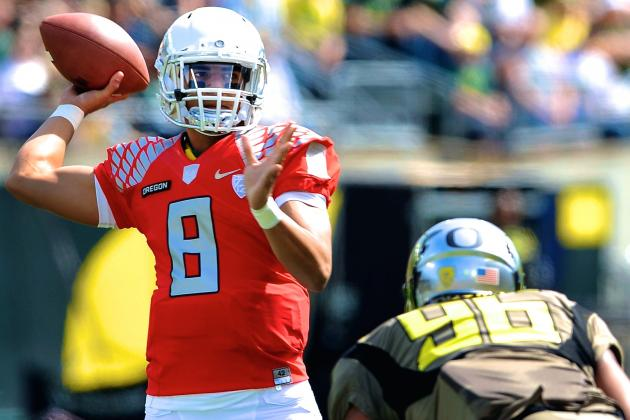 Davey O'Brien Award Watch List 2014: Full List and Bleacher Report Favorites