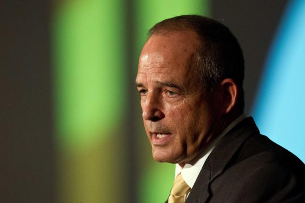 Pinkel: 'If There Aren't Cranes Up, There's a Problem'