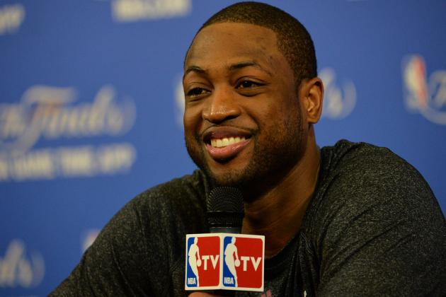 NBA News: Dwyane Wade, Carlos Boozer and Latest Offseason Moves