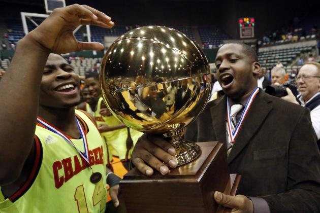 King's Court: Top Recruit Malik Newman Moves Needle with His Game and Branding