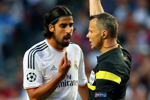 Sami Khedira 'Is Not in Talks with Arsenal and Chelsea', According to Agent