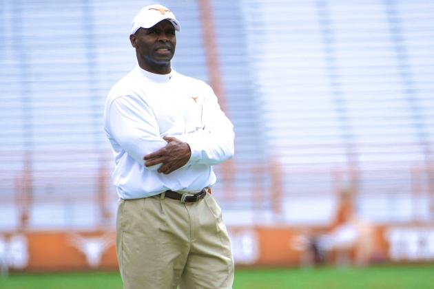 How Charlie Strong and Texas Should Define Success in 2014