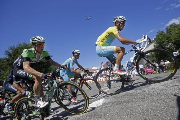Tour de France 2014: Stage 12 Route, Live Stream, Predictions, Updated Standings