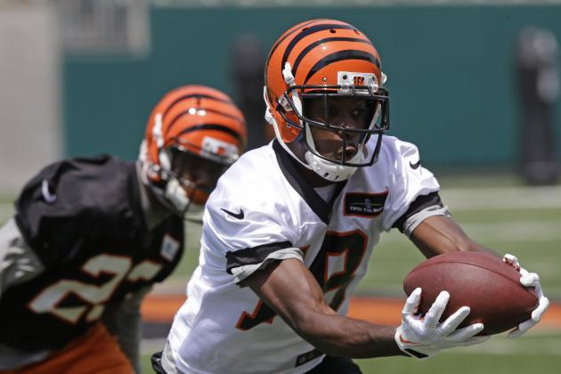 Bengals Players Focus on Diet
