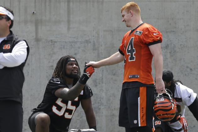 Bengals Should Re-Sign Vontaze Burfict Before Andy Dalton