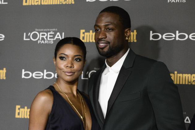 Gabrielle Union Is Glad Dwyane Wade Is Staying in Miami Because the DMV Is Awful