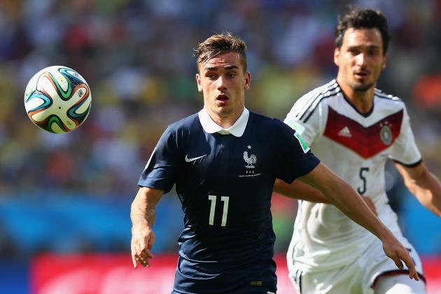 Atletico Madrid & Monaco Step Up Griezmann Interest