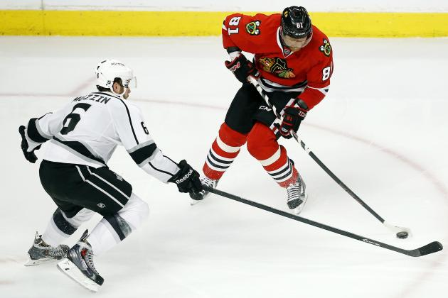 How Much Does Marian Hossa Have Left in the Tank?