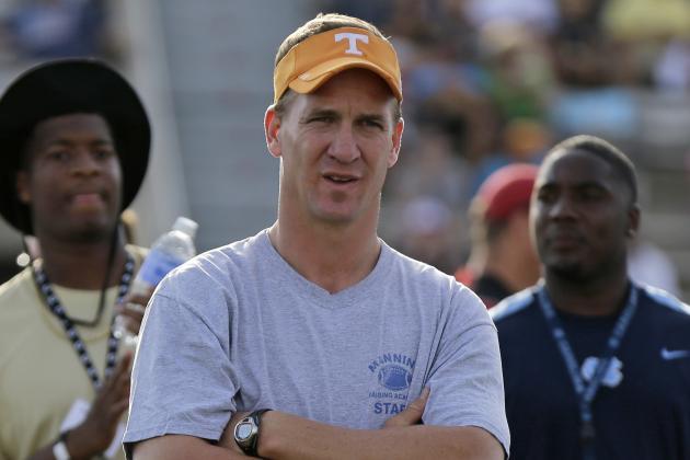 Bold Predictions for Denver Broncos QB Peyton Manning in 2014