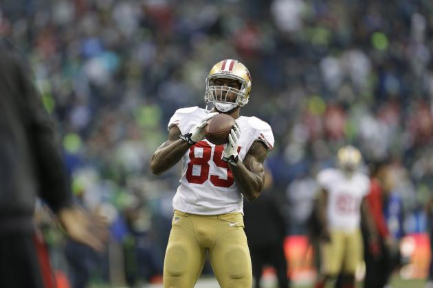 Why Vernon Davis Deserves Big Contract from San Francisco 49ers