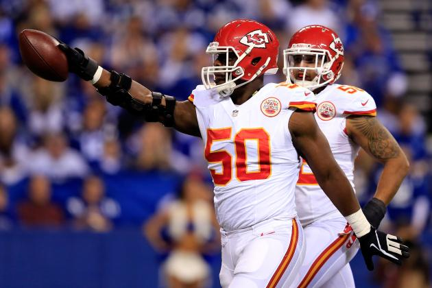 Justin Houston Contract: Latest News and Rumors on Negotiations with Chiefs