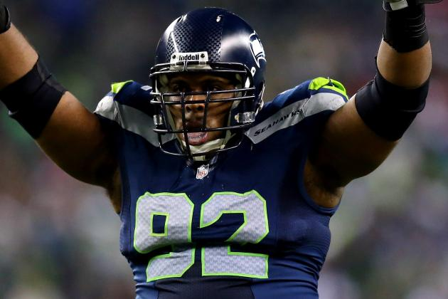 Brandon Mebane Remains the Rock in Seahawks' Defense