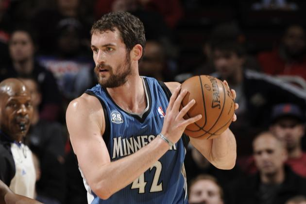 Should Cleveland Cavaliers Chase Kevin Love Trade at All Costs?