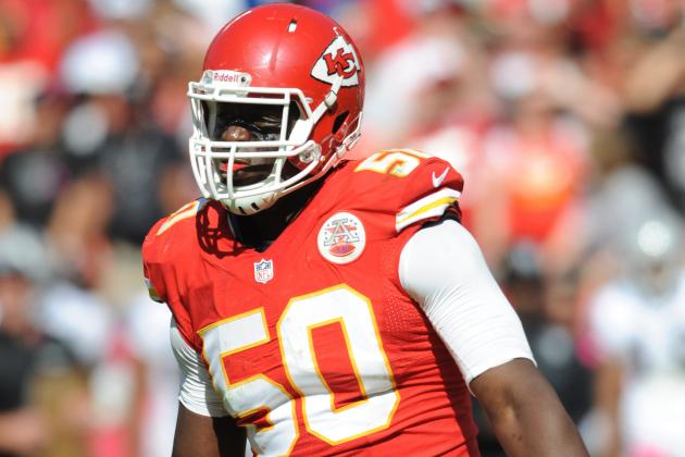 It's Time for Chiefs to Pay Justin Houston