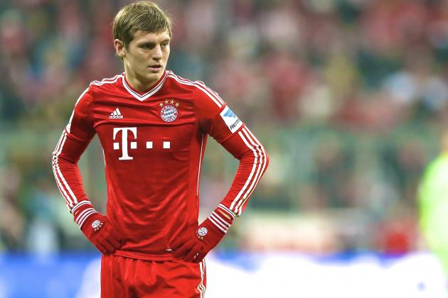 Toni Kroos Transfer Rumours: Latest Gossip Surrounding Star