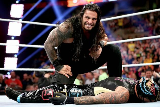 Best Way to Build Roman Reigns, Bray Wyatt and Rest of WWE's Emerging Stars