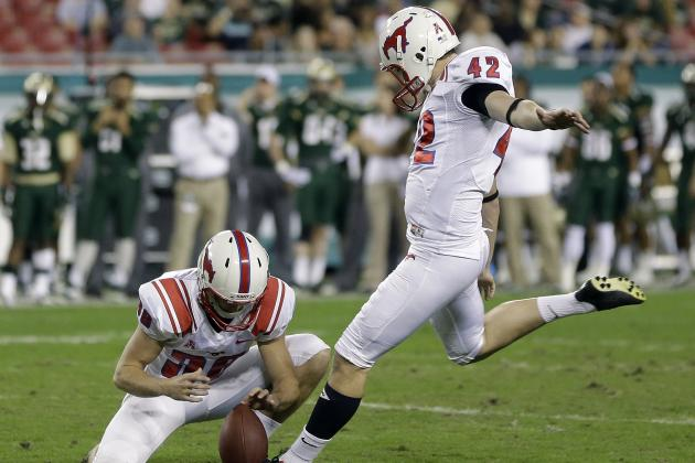 With No Experienced K or P, Ponies Have Question Marks on Special Teams