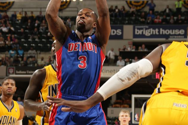 Report: Pacers 'Seriously Interested' in Stuckey