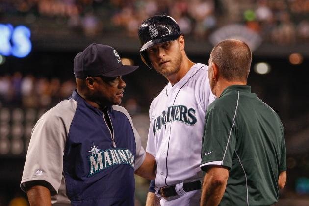 Michael Saunders Injury Leaves Seattle Mariners with Limited Options