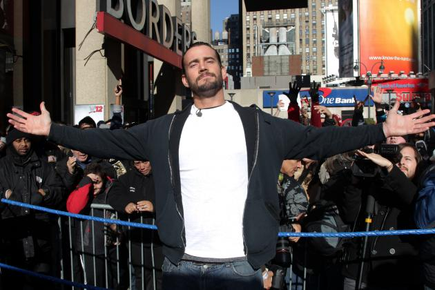 Remembering CM Punk's WWE Career as It Officially Comes to an End