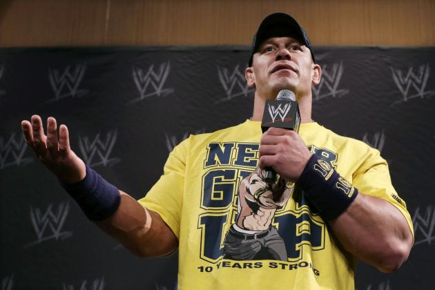 WWE Battleground 2014: Predictions for John Cena and Other Top Stars