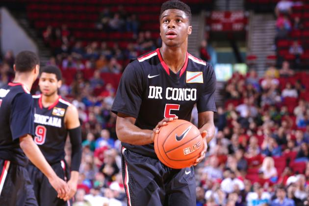 Did Emmanuel Mudiay Help or Hurt His 2015 NBA Draft Stock by Going Overseas?