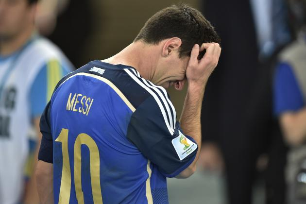 Lionel Messi's World Cup Failure Won't Define Legacy of Greatest Player on Earth