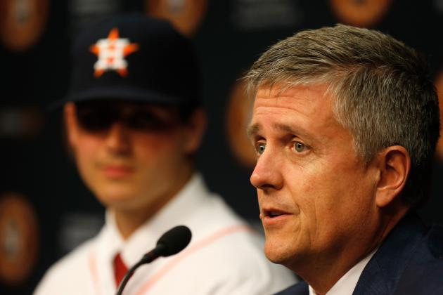 Astros Accused of Manipulating Draft and Medical Evaluation Rules