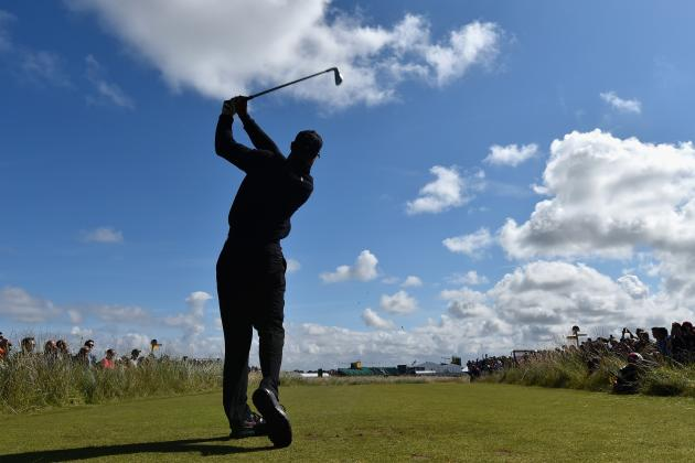 British Open 2014: How to View Live Leaderboard Scores, Updates on Day 1