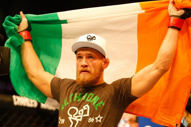 UFC Fight Night 46: McGregor vs. Brandao Fight Card, Viewing Info, Predictions