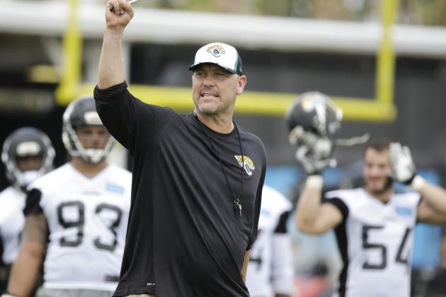 Gus Bradley's Jacksonville Jaguars Have Playoff Potential in 2014