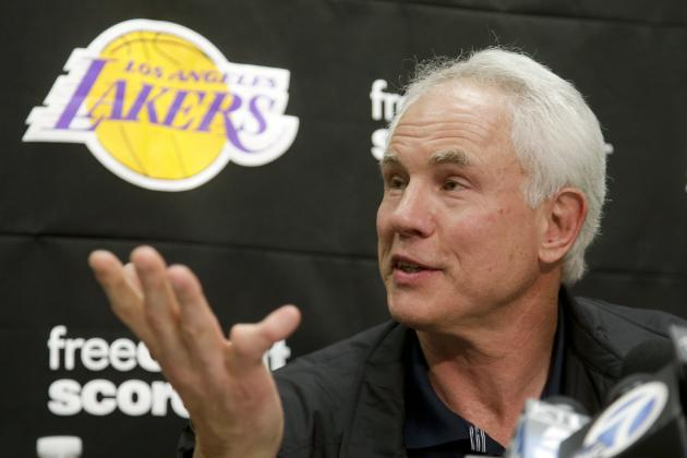 Lakers News: Breaking Down Latest in Search for a Head Coach