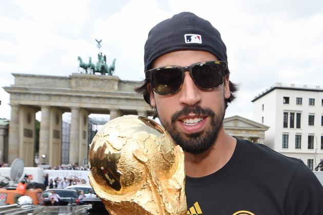 Chelsea Transfer News: Sami Khedira's Agent Opens Door for Blues to Pip Arsenal