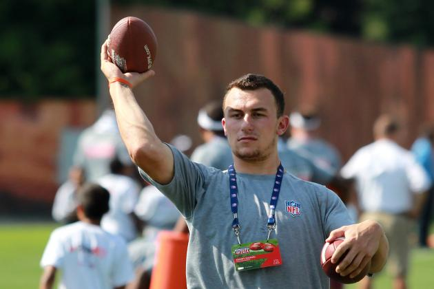 Johnny Manziel Is a Breath of Fresh Air at Most Important Position in Sports