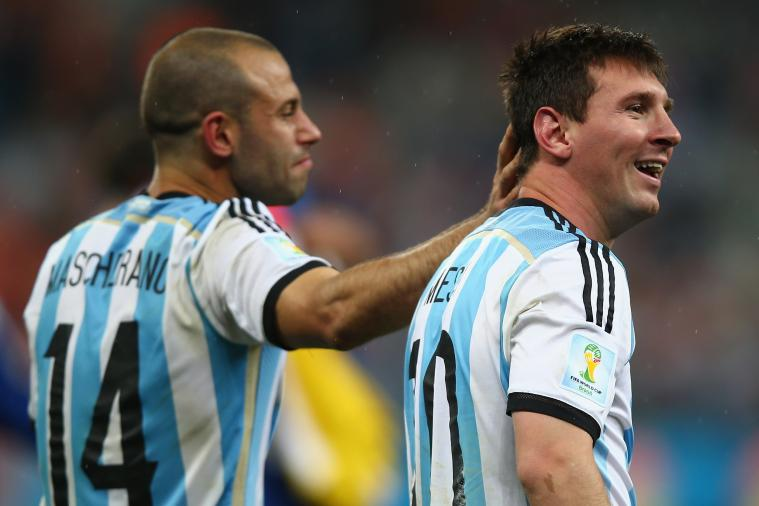 Argentina Donate Their Runner-Up World Cup Prize Money to Argentine Hospital