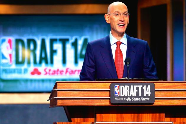 NBA Reportedly Submits Proposal to Change Draft Lottery Format