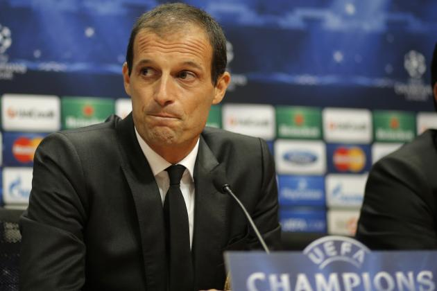 Massimiliano Allegri Must Transform Juventus into Champions League Contenders