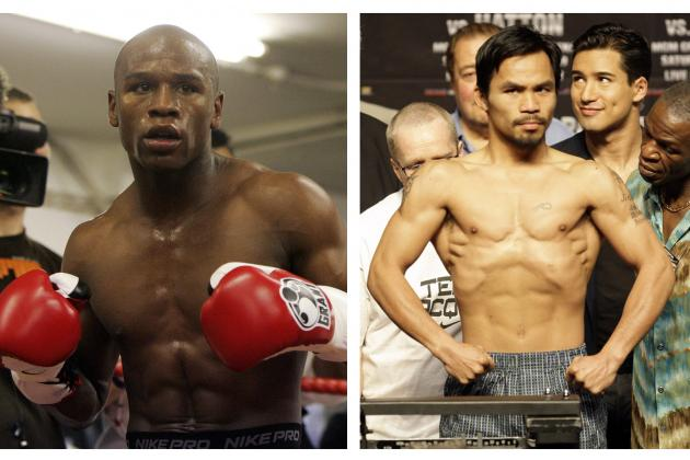 Why Floyd Mayweather and Manny Pacquiao Should Fight Each Other